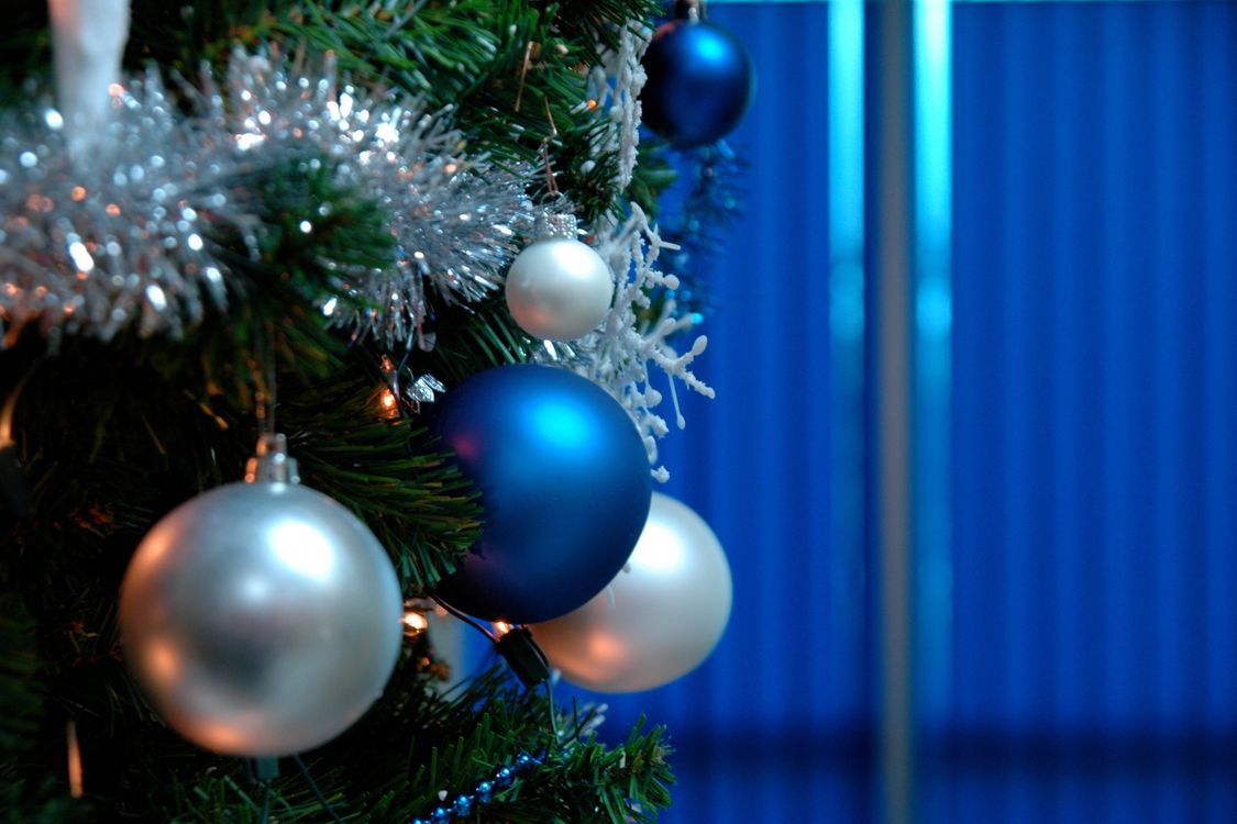 Фото бесплатно Новогодний стиль, с рождеством, рождество - на рабочий стол