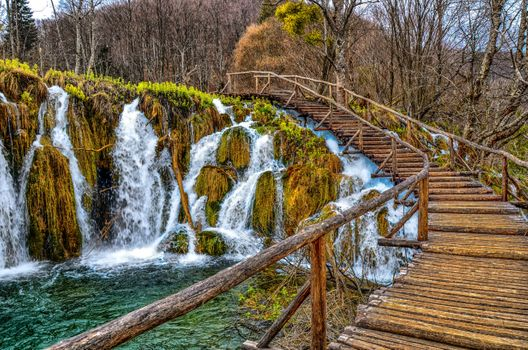 Download national park plitvice lakes, plitvice lakes picture