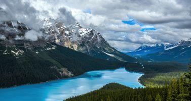 Фото бесплатно небо, Canada, пейзаж