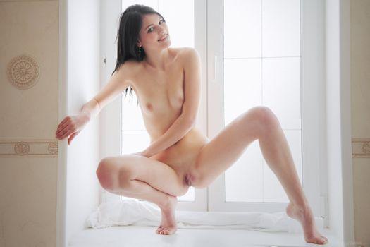 Фото бесплатно Молода, голая, Николь