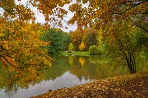 Фото бесплатно Царицынский музей-заповедник, усадьба, октябрь летом