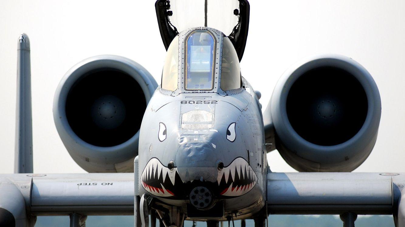 Фэйрчайлд Рипаблик A-10 Тандерболт II · бесплатное фото