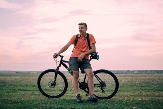 Photo free person, bike, vehicle