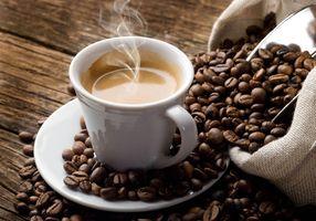 Кофе с молоком · бесплатное фото