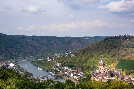 Фото бесплатно замок, Германия, пейзажи