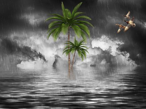 Photo free rain, overcast, climate
