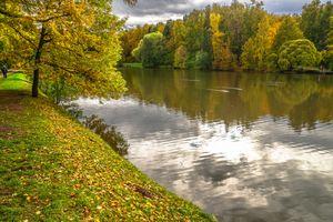 Фото бесплатно Парк, Верхний Царицынский пруд, Царицынский музей-заповедник