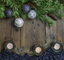Фото бесплатно Новогоднее украшение, новый год, украшения