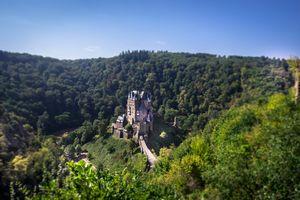 Фото бесплатно замок Эльц, castle Eltz, Wierschem