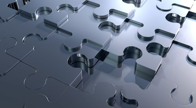 Заставки puzzle, кусочки головоломки, связь, пазлы, с карты памяти, головоломка, 3d