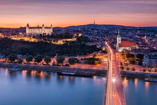 Фото бесплатно Братислава, Словакия, город