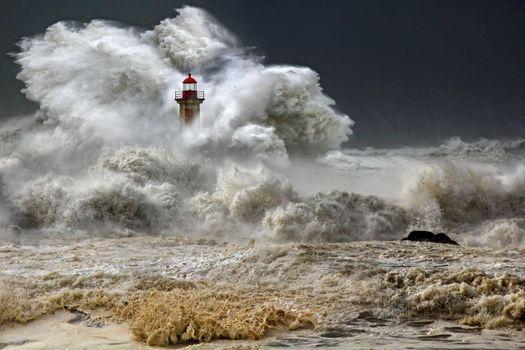 Фото бесплатно катастрофа, Маяк, натуральный