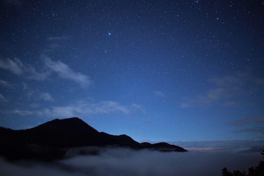 Фото горизонт гора легкий - бесплатные картинки на Fonwall