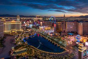 Как выглядит Лас-Вегас · бесплатное фото