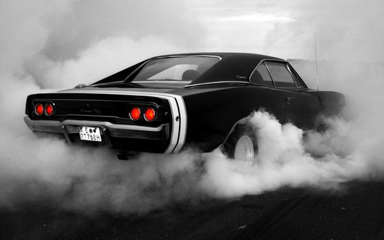 Photo free Dodge 1969, slip, car