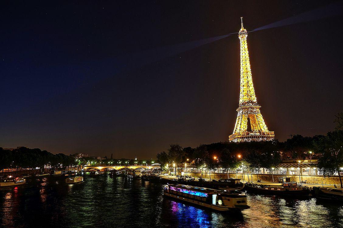 Новый Париж · бесплатное фото