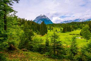 Фото бесплатно природа, Telfs, Австрия