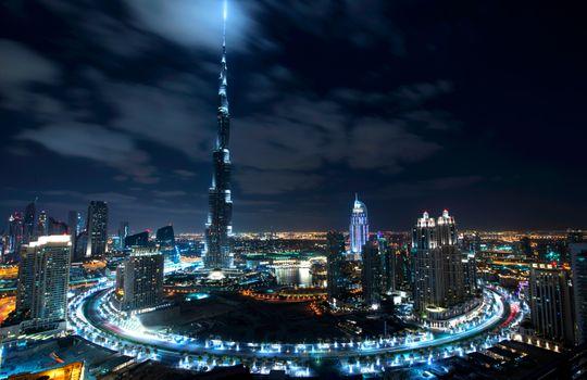 Достопримечательнеости  Дубая · бесплатное фото