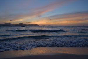 Фото бесплатно волны, море, сейшельские острова