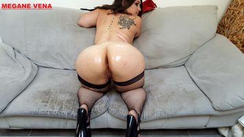 Бесплатные фото megane vena,большая задница,масло,высокая пятка,задница,смазанные маслом,собачка