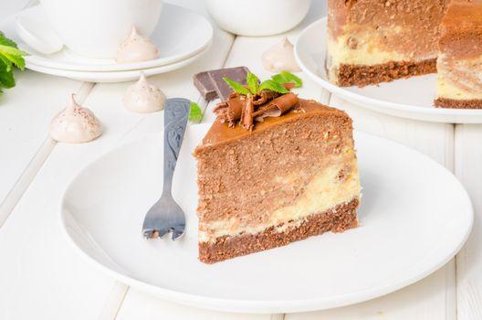Заставки торт, крем, шоколад