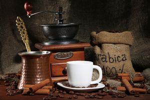 Кофе Арабика · бесплатное фото