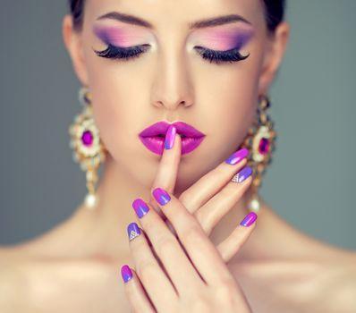 Фото бесплатно маникюр, макияж, руки