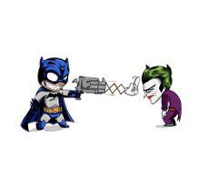 Photo free Batman, Joker, Artwork