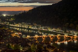 Photo free Heidelberg, Germany, city
