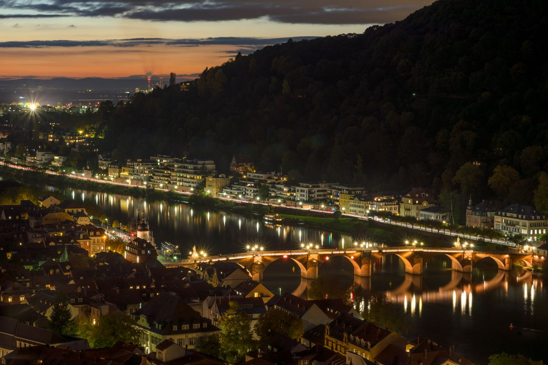 Фото бесплатно Гейдельберг, Германия, Heidelberg - на рабочий стол