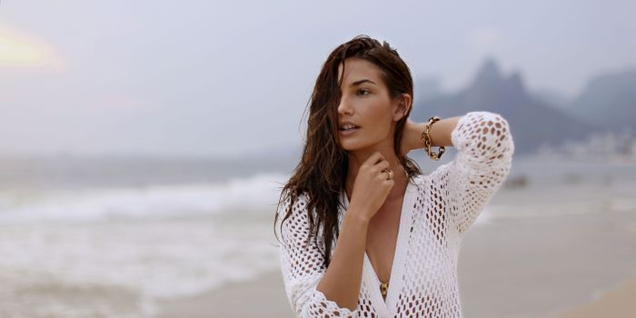 Photo free Lily Aldridge, model, girls