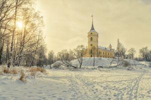 Замок Бип в Павловске 8