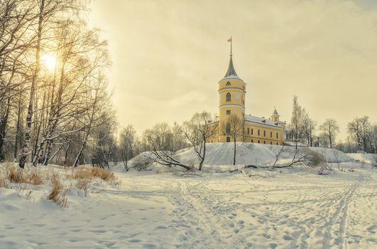 Замок Бип в Павловске 8 · бесплатное фото
