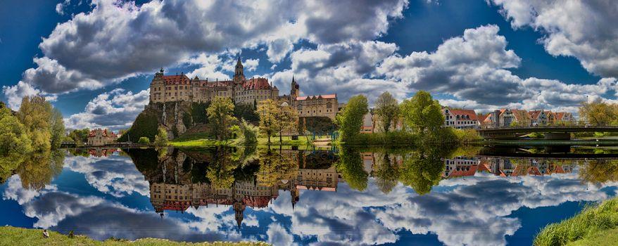 Фото бесплатно Sigmaringen Castle, Зигмаринген, Германия