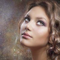 Заставки лицо, макияж, взгляд