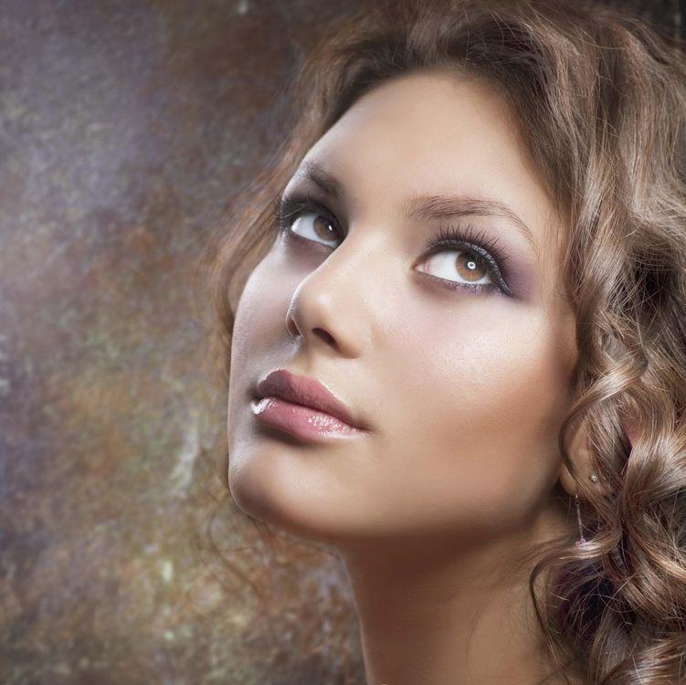 Фото лицо макияж взгляд - бесплатные картинки на Fonwall