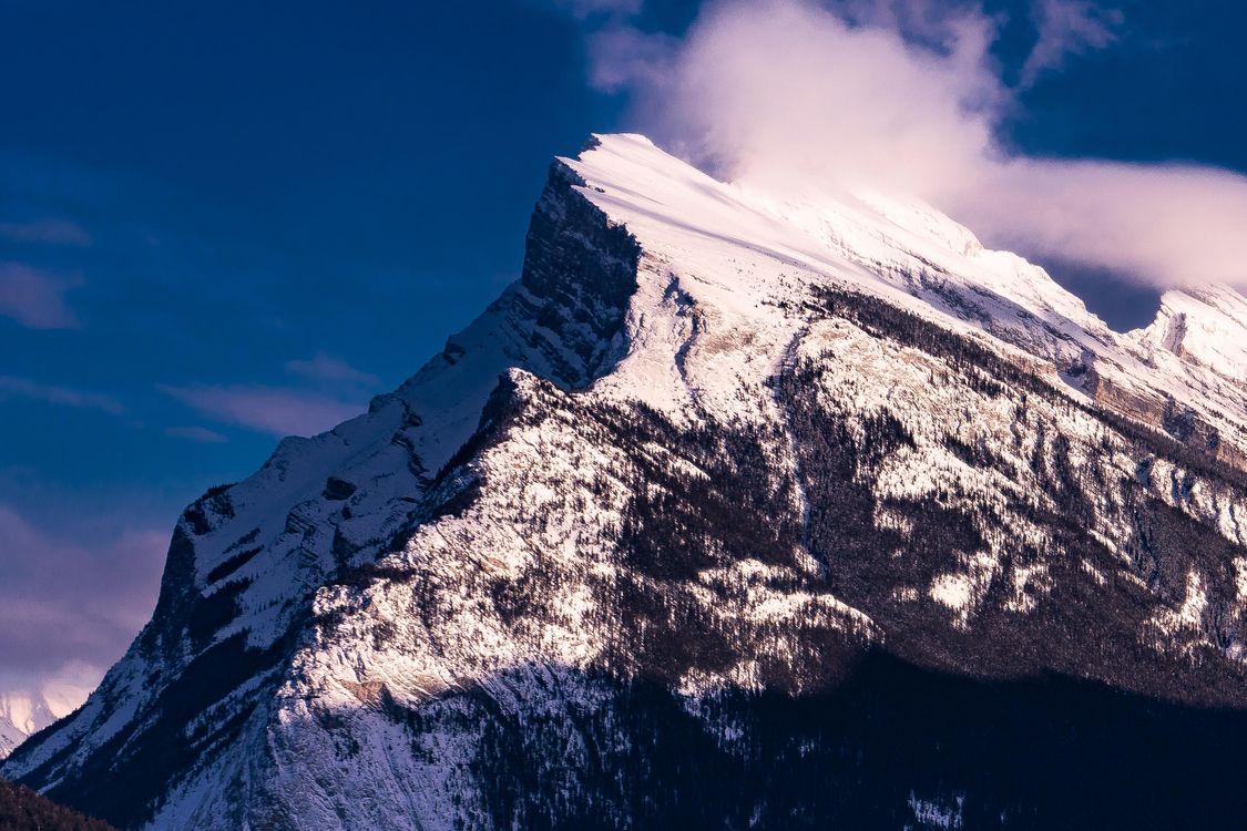Фото бесплатно гора, вершина, холм - на рабочий стол