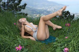 Бесплатные фото Rubie,Chloe B,Hloya,Flora C,эротика,голая девушка,обнаженная девушка