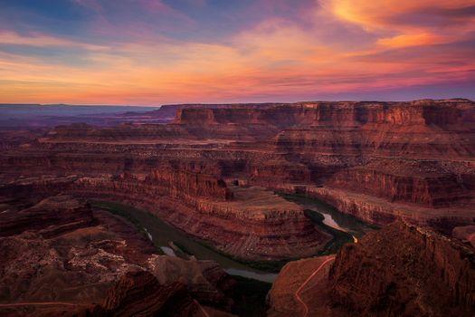 Большой каньон в США · бесплатное фото