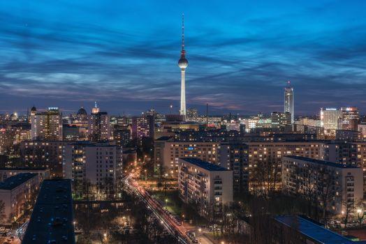 Фото бесплатно ночные города, огни, иллюминация