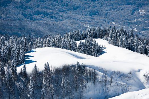 Фото бесплатно времена года, зима, природа
