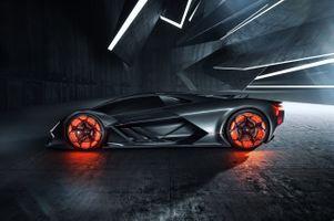 Заставки Lamborghini Третьего Тысячелетия, Lamborghini, Concept Cars