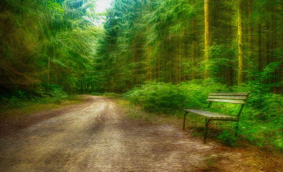 Фото бесплатно место отдыха, природа, пейзаж