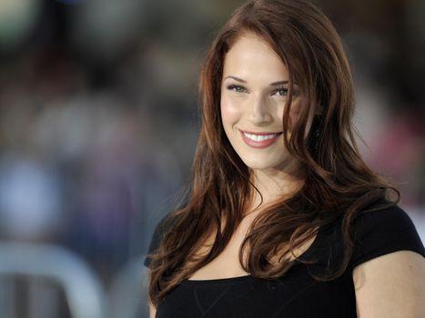 Photo free Amanda Righetti, brunette, actress
