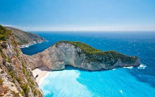 Фото бесплатно пляжи, скалы, берег