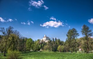 Заставки Trakoscan Castle, Croatia, Замок Тракоскан