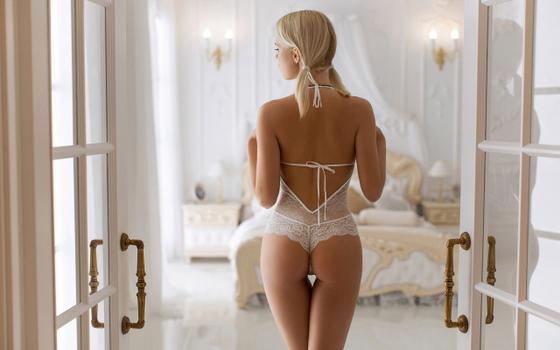 Фото бесплатно блондинка, французская, горячая