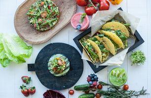 Бесплатные фото лепешка,еда,закуска,овощи