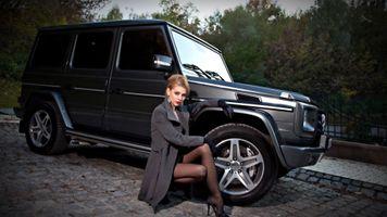 Фото бесплатно модель, русский, блондинка