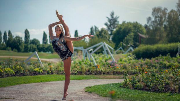 Photo free OK, Ballerina, norms